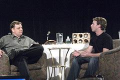 Mark Zuckerberg at TechCrunch40