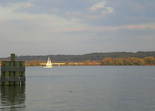 Sailing Alexandria