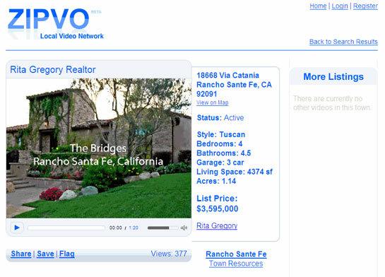 Zipvo screen-shot