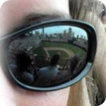 baseball reflection
