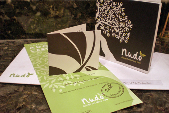 Nudo packaging