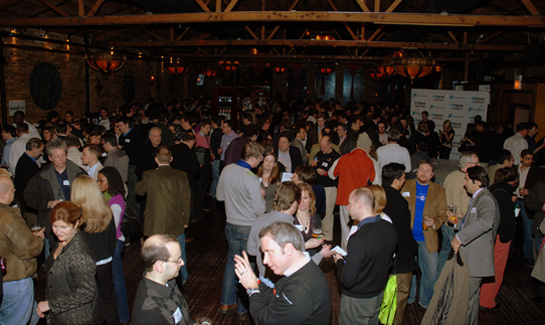 TECH cocktail CHICAGO 7 Crowd