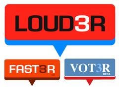 Loud3r Fast3r Vot3r