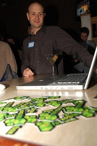 filtrbox demos at TECH cocktail Boulder