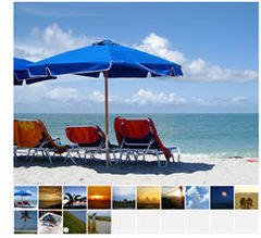 Swurl photo slideshow format