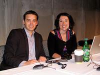 Frank Gruber & Sarah Lacy