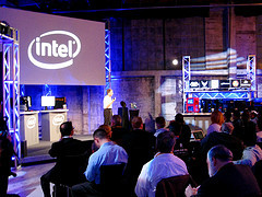 Pat Gelsinger speaks at Intel Core i7 Processor Launch Event