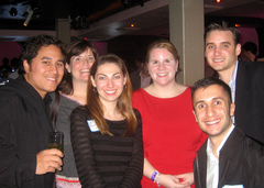 AOL Crew at TechCrunch 8