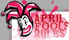 Gotta prank you want to share? Check out April Fools Rules!