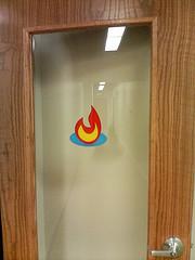 Burning Door of FeedBurner