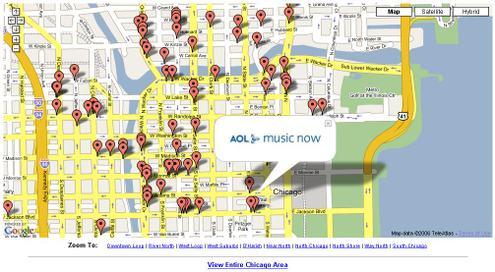 Freshwater Venture Chicago Startup map