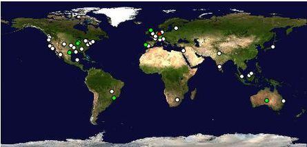 Last 100 visitors