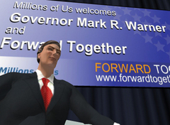Mark Warner Avatar
