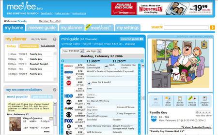 Meevee Screenshot