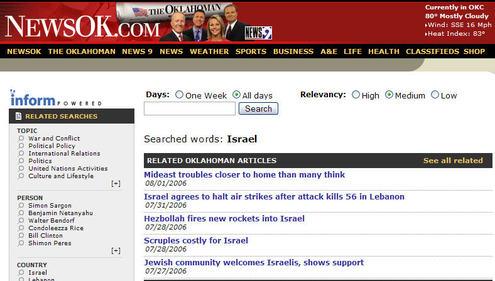 NewsOK.com screen-shot