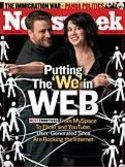 Newsweek Web 2.0 Cover - April 3, 2006
