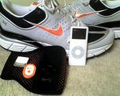 Nike iPod Running Combo
