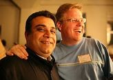 Om Malik & Robert Scoble