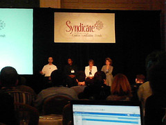 Podcast Panel at Syndicate