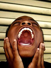Scream and Release by LaFilipinaNegra (Half Pinay) via Flickr