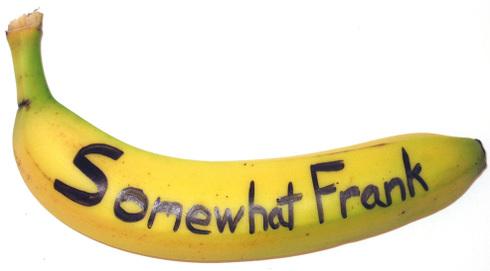Somewhat Frank Gets Banana Named!