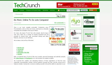 The New More Green TechCrunch