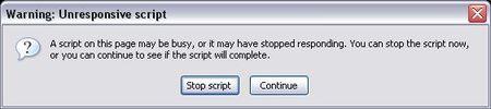 Yahoo_unresponsive_script_1